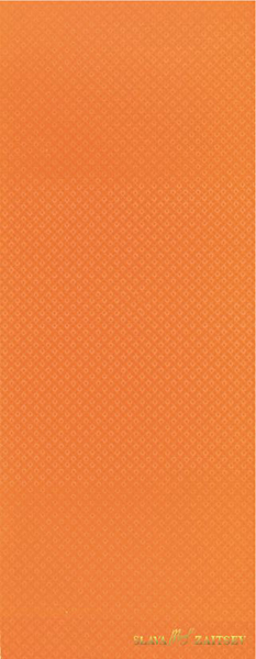 Arcobaleno Orange Maestro Vertical Decor 20 x 50
