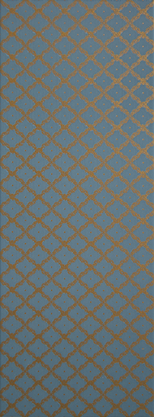 Bellini Blue Decor-1  25 x 70