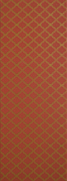 Bellini Red Decor-1  25 x 70