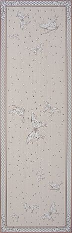 Renaissance Butterfly Decor 25 x 80