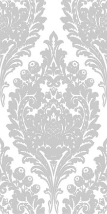 Decor Elegance Damasco Chic Bianco 30 x 60