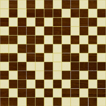 Fortune Mosaico Beige-Brown 30 x 30