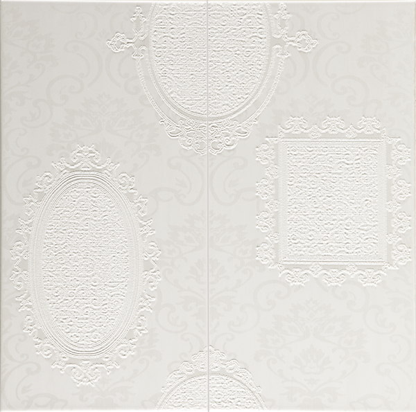 Futura Magico Blanco Decor 50 x 50