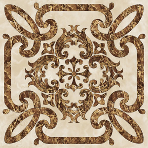 Decor Imperiale-1 Beige 60 x 60