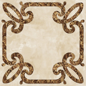 Decor Imperiale-2 Beige 60 x 60