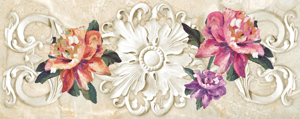 Decor Isabella Crema 20 x 50