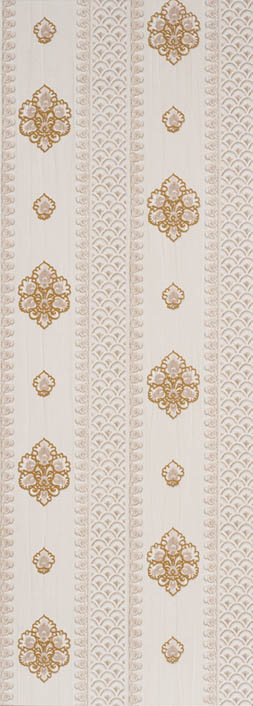 Louvre Wallpaper Ivory 25,3x70,6