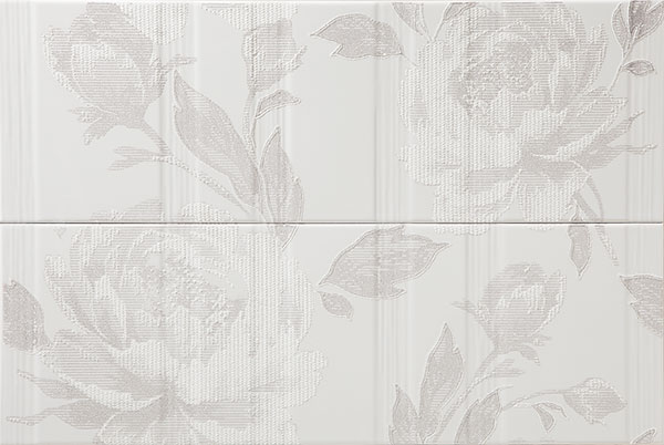 Rosal-2 Decor Blanco 40 x 60
